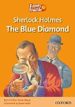 Sherlock Holmes and the Blue Diamond - level 4
