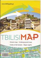 Tbilisi Map